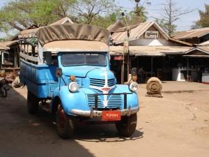 Burma Dodge truck (2)