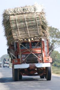 Typsey truck, Burma