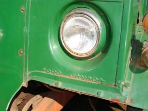 Burma Ford Bus 51